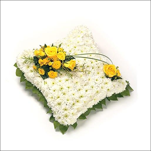 Massed Cushion Rose