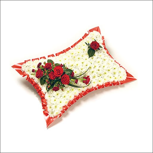 Ribboned Pillow