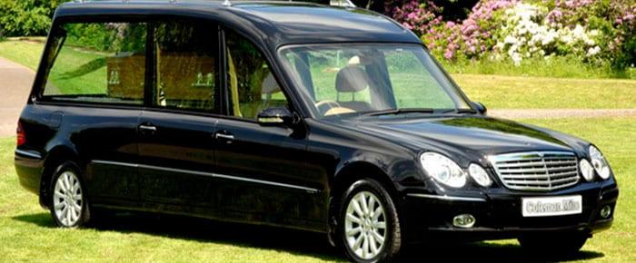Mercedes-Benz E-class Hearse