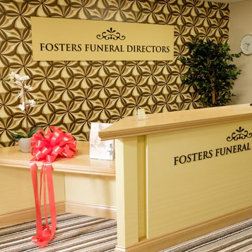 Fosters Funeral Directors branch out with new Bellshill parlour