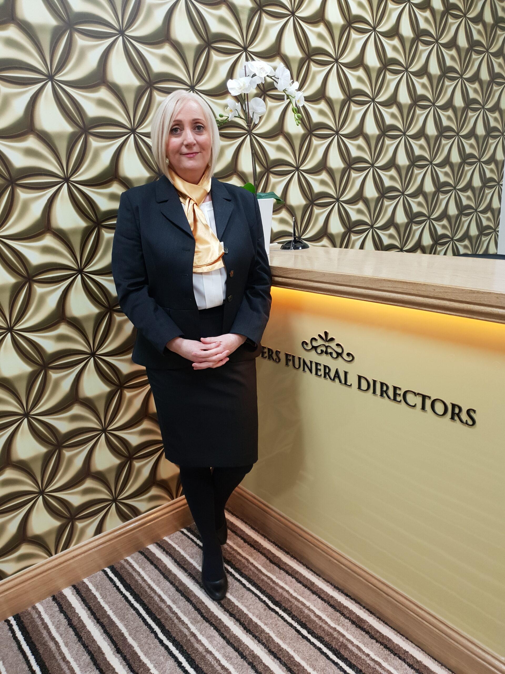 Yvonne Cumbernauld Funeral Directors