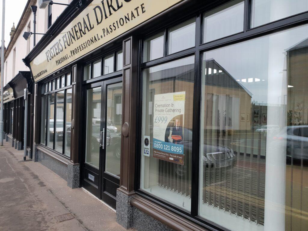 Kilmarnock Funeral Directors - Fosters