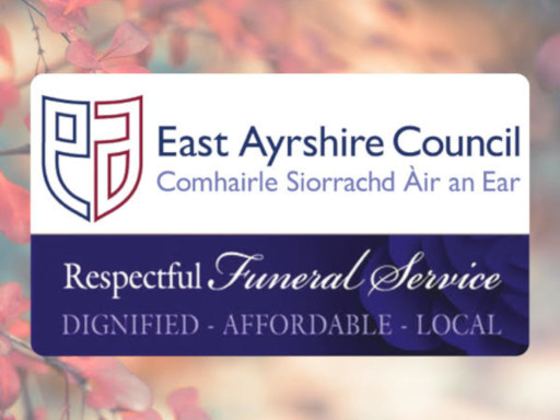 Respectful funeral partnership with East Ayrshire Council