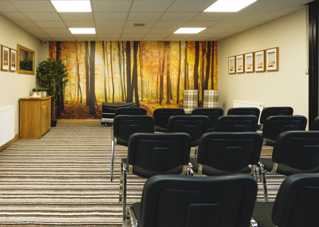Greenock Service Room