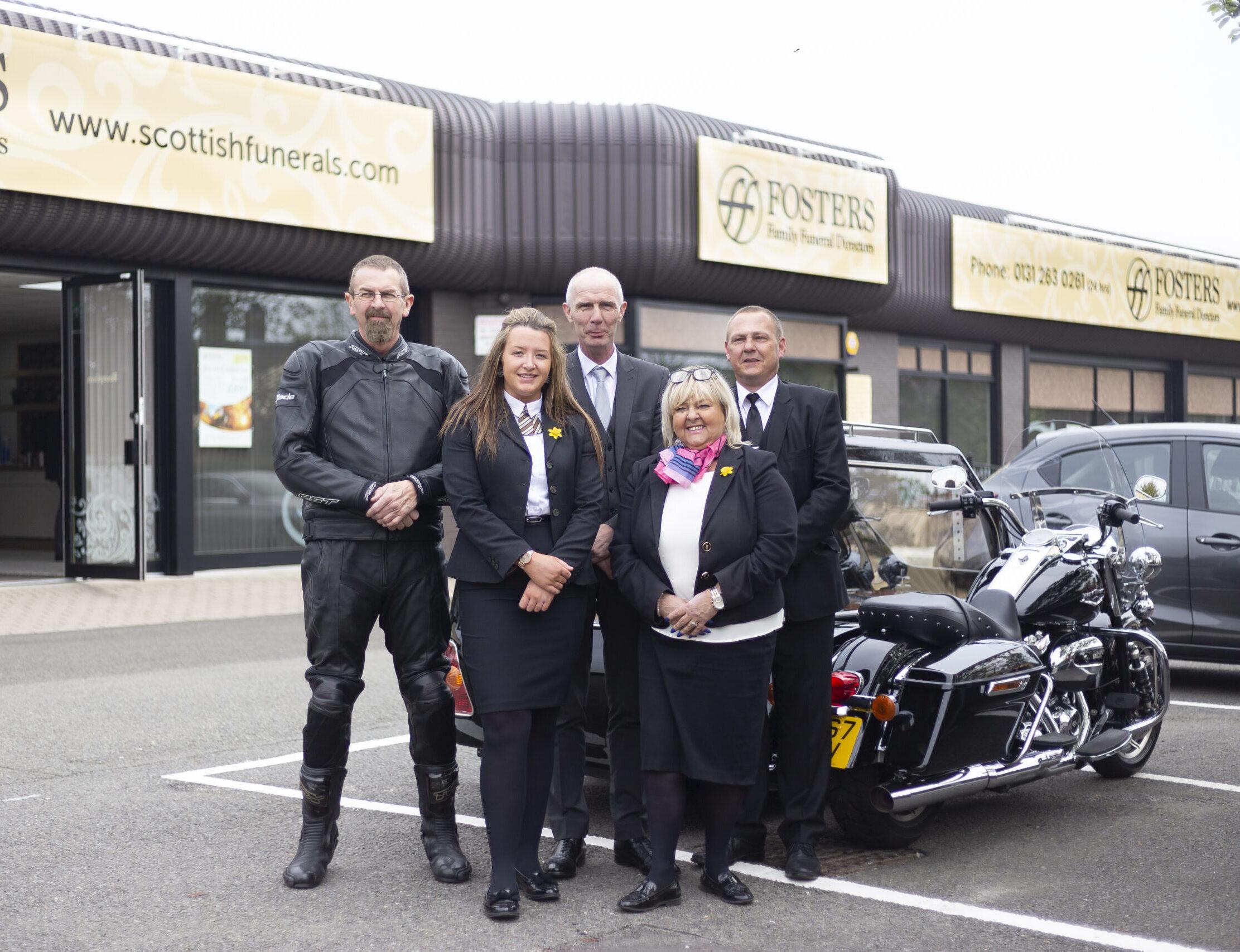 Fosters Funeral Directors Edinburgh