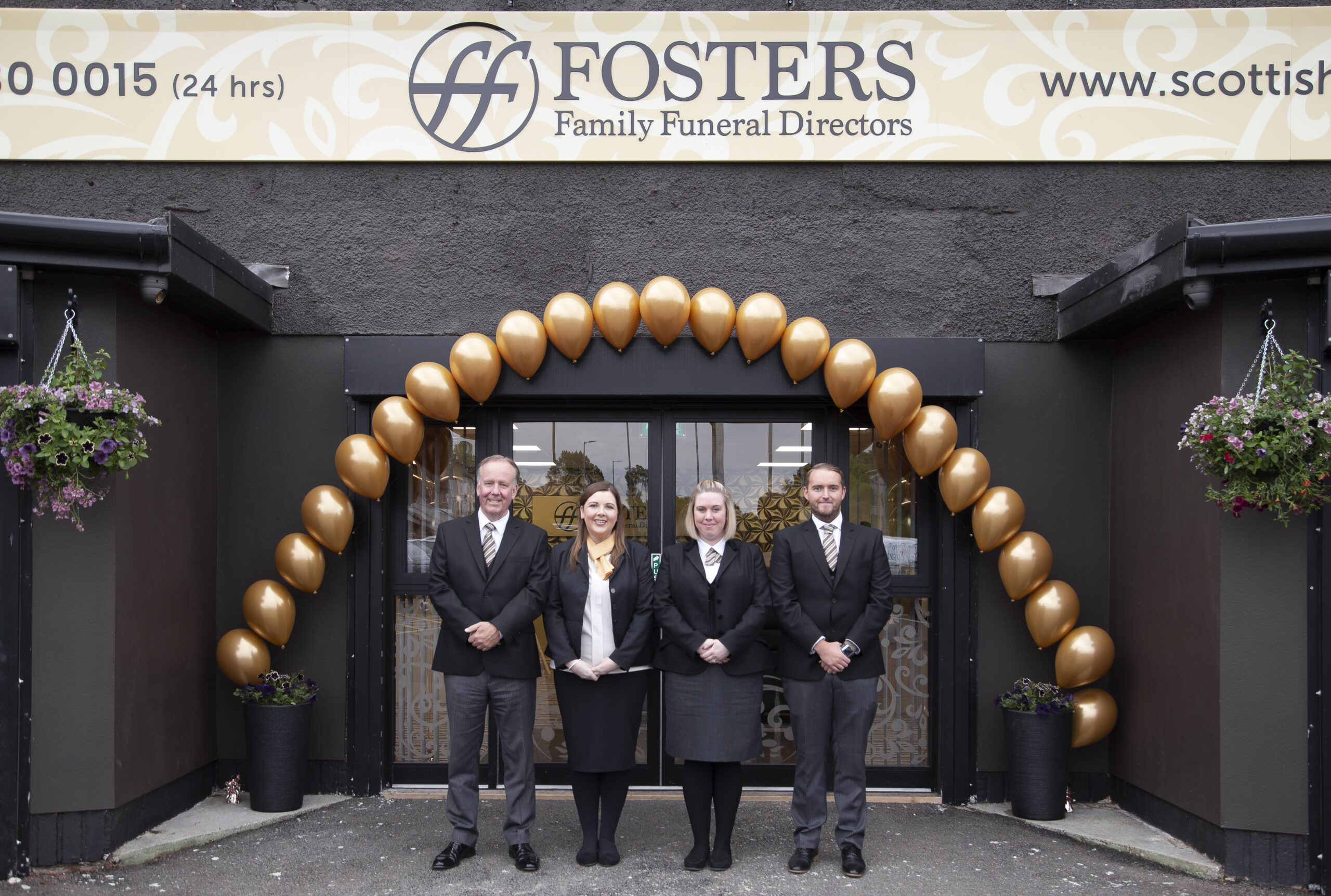 Fosters Funeral Directors Clydebank