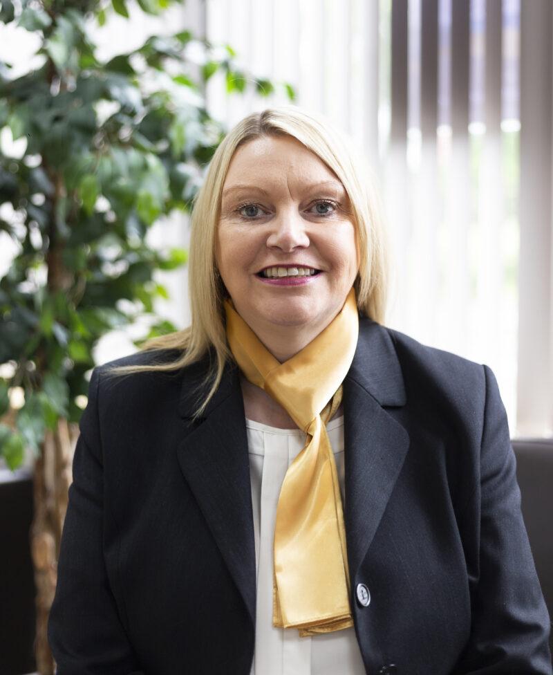 Meet Angela, a funeral arranger in Glasgow
