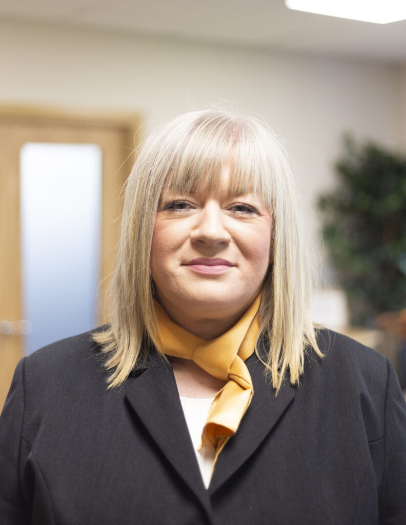 Meet Claire. Funeral Arranger in Bellshill