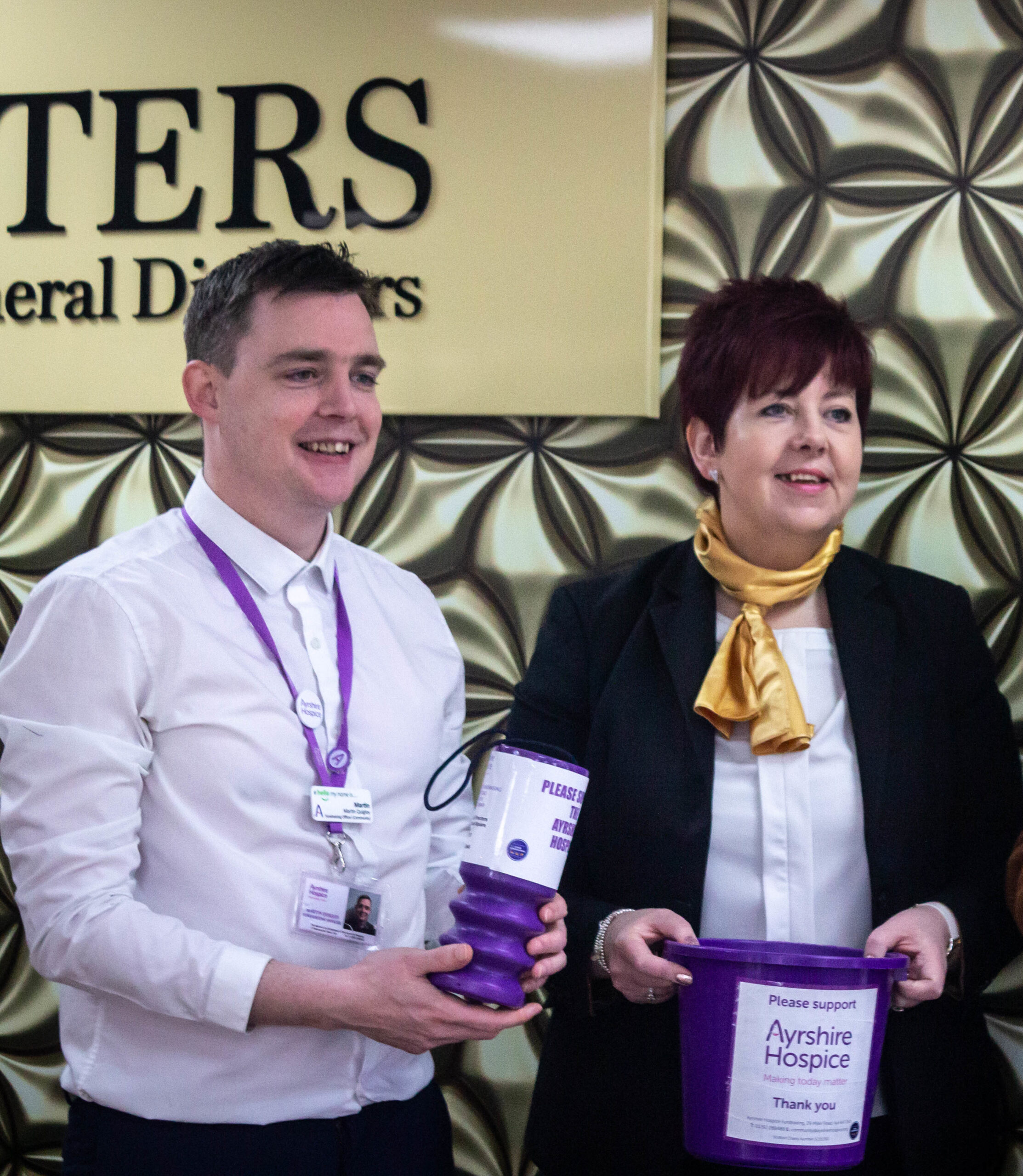 Ayrshire Hospice Charity Day