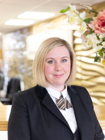 Meet Lorna - Funeral Operations Manager Rutherglen