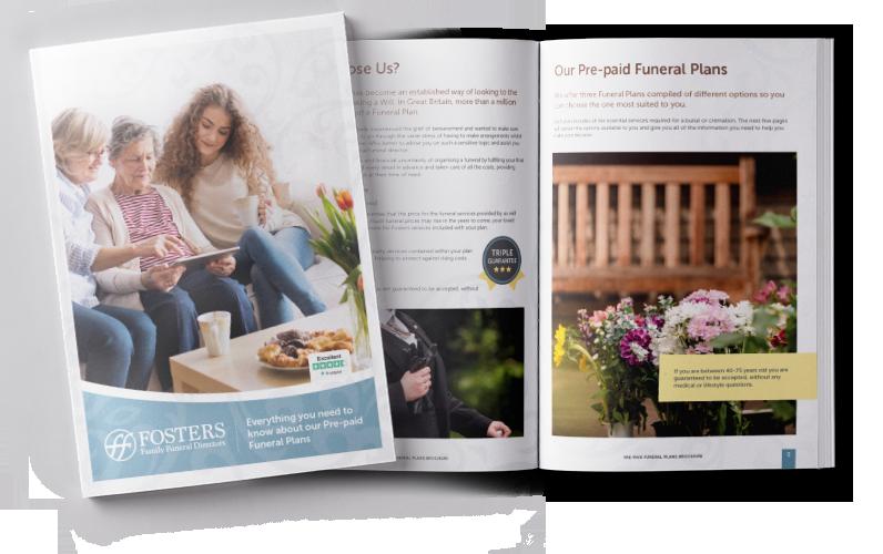 Pre-paid Funeral Plan Brochure