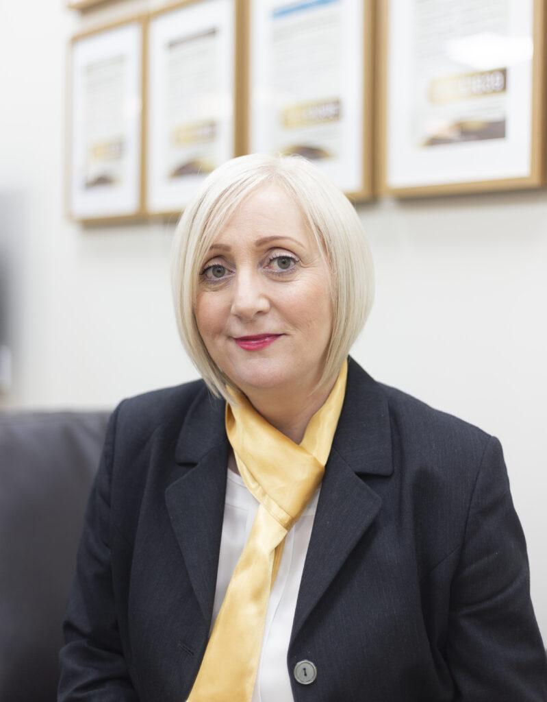 Yvonne, Fosters Funeral Directors Cumbernauld