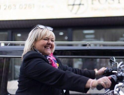 Meet Elaine – Fosters West Mains, Edinburgh