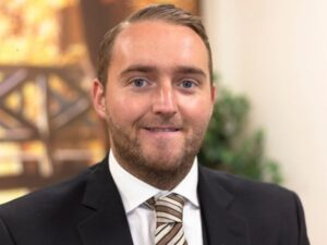 Joseph - funeral arranger at Fosters in Glasgow and Ayr