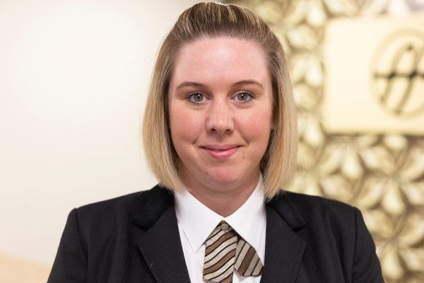 Lorna Operations Manager for Fosters Funeral Directors