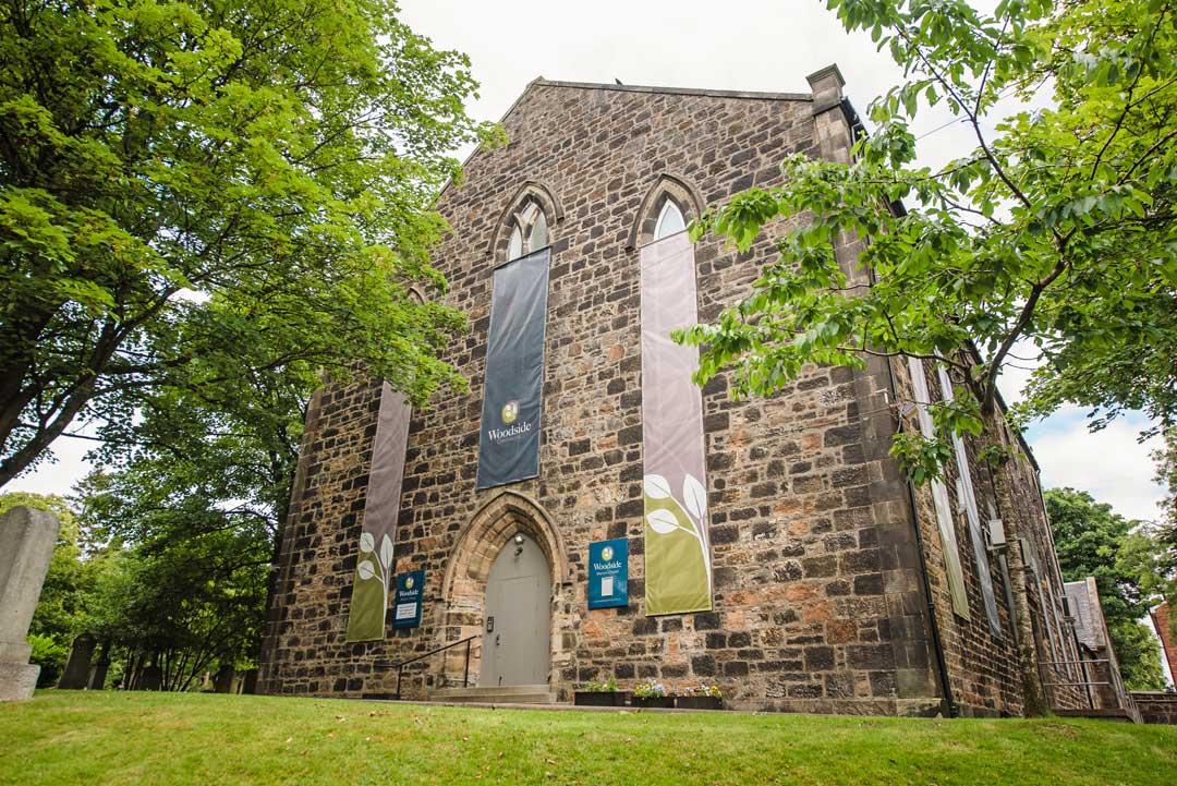 Martyrs memorial chapel Paisley