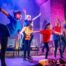 Fosters Bursary £1000 kids performing arts workshop on stage