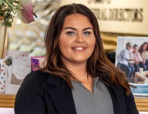 Meet Jessica, Funeral Arranger At Fosters Wishaw